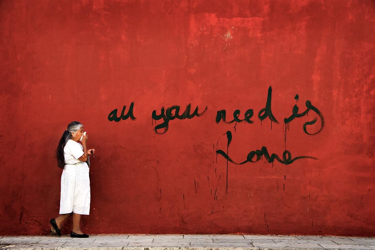 Image of All we need af Julie Aucoin