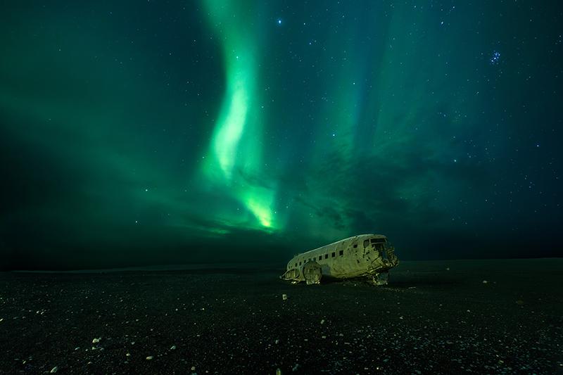 Image of   Aurora Borealis af Mikkel Beiter