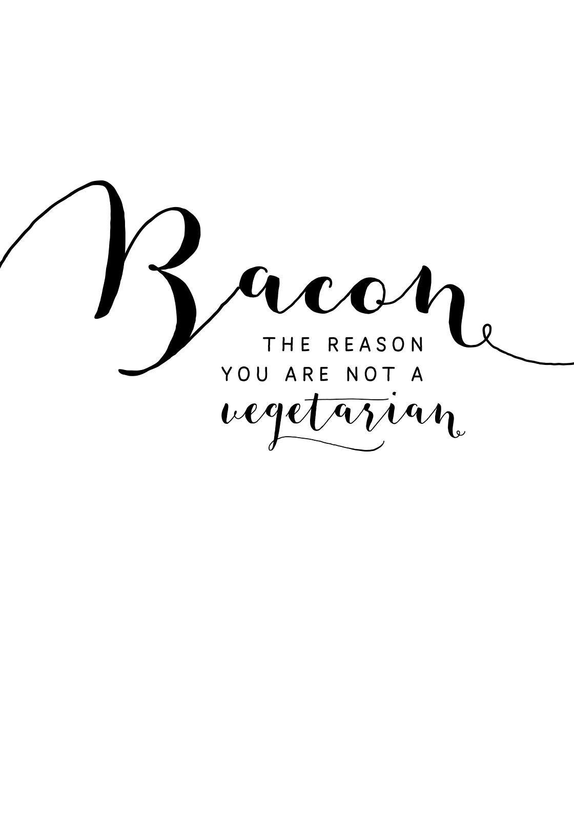 Image of Bacon hvid af Ten Valleys