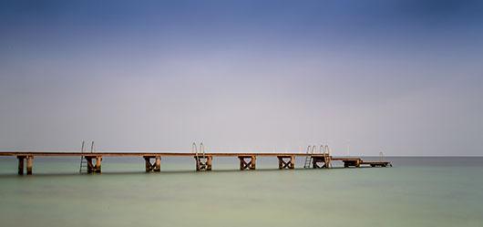 Billede af Between Water and Sky af Mikkel Beiter