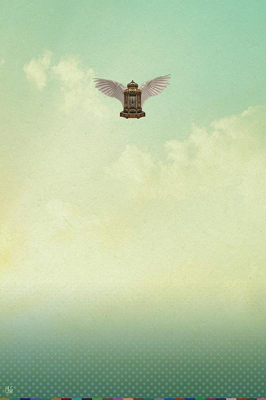Image of   Birdcage af Helt Sort