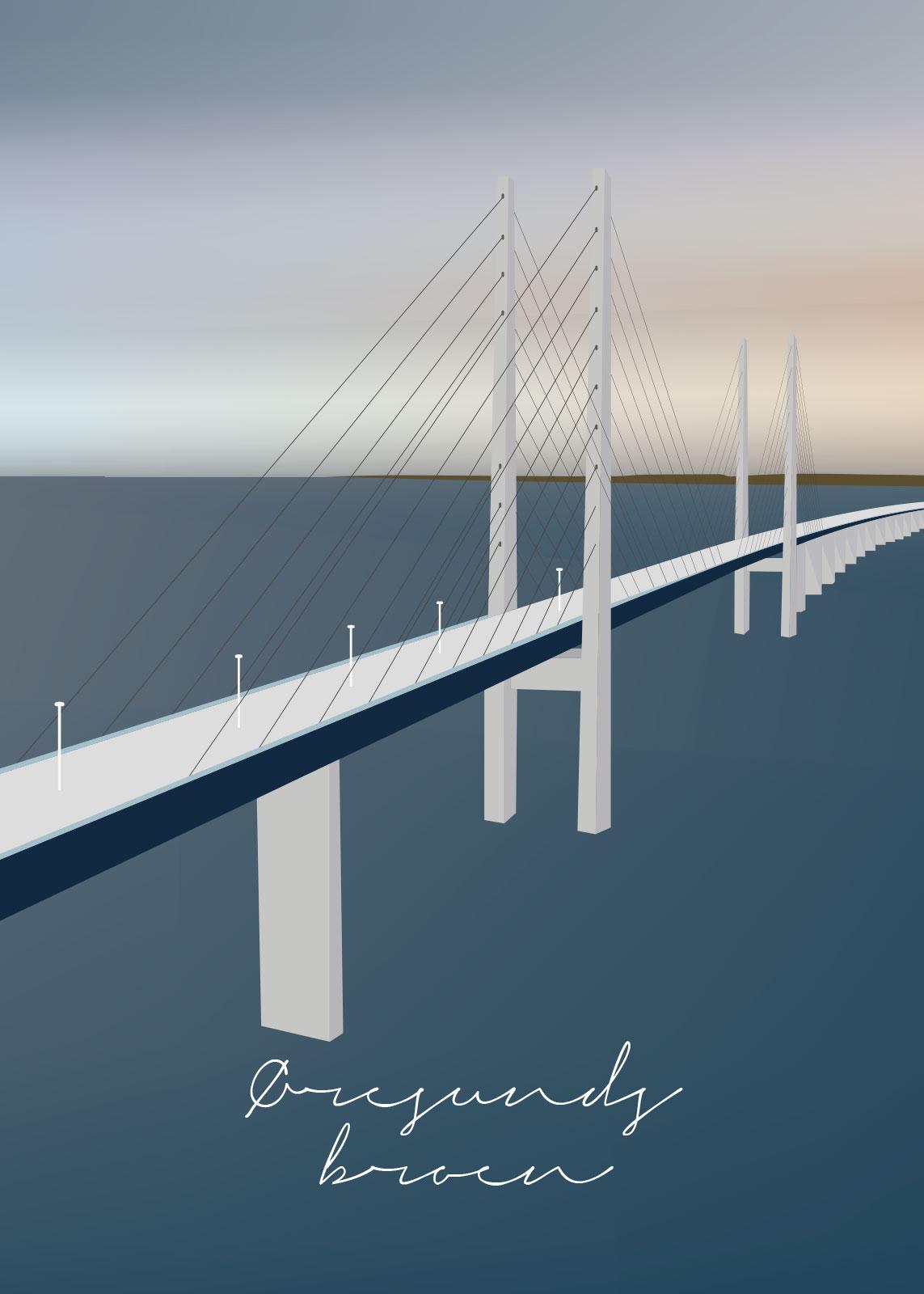 Image of   Øresundsbroen af Rikke Axelsen