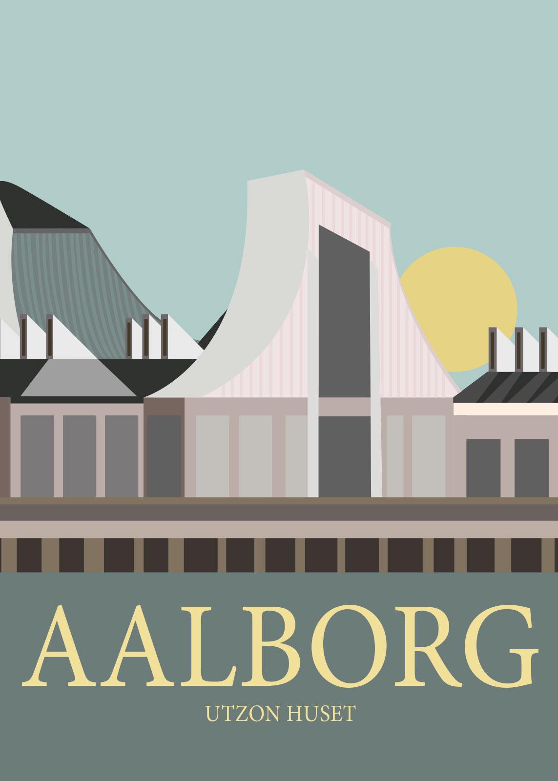 Image of   Aalborg af Rikke Axelsen