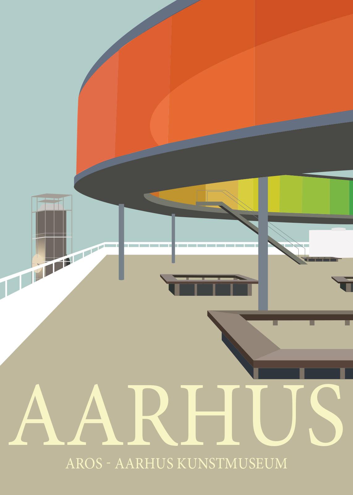 Image of   Aarhus af Rikke Axelsen