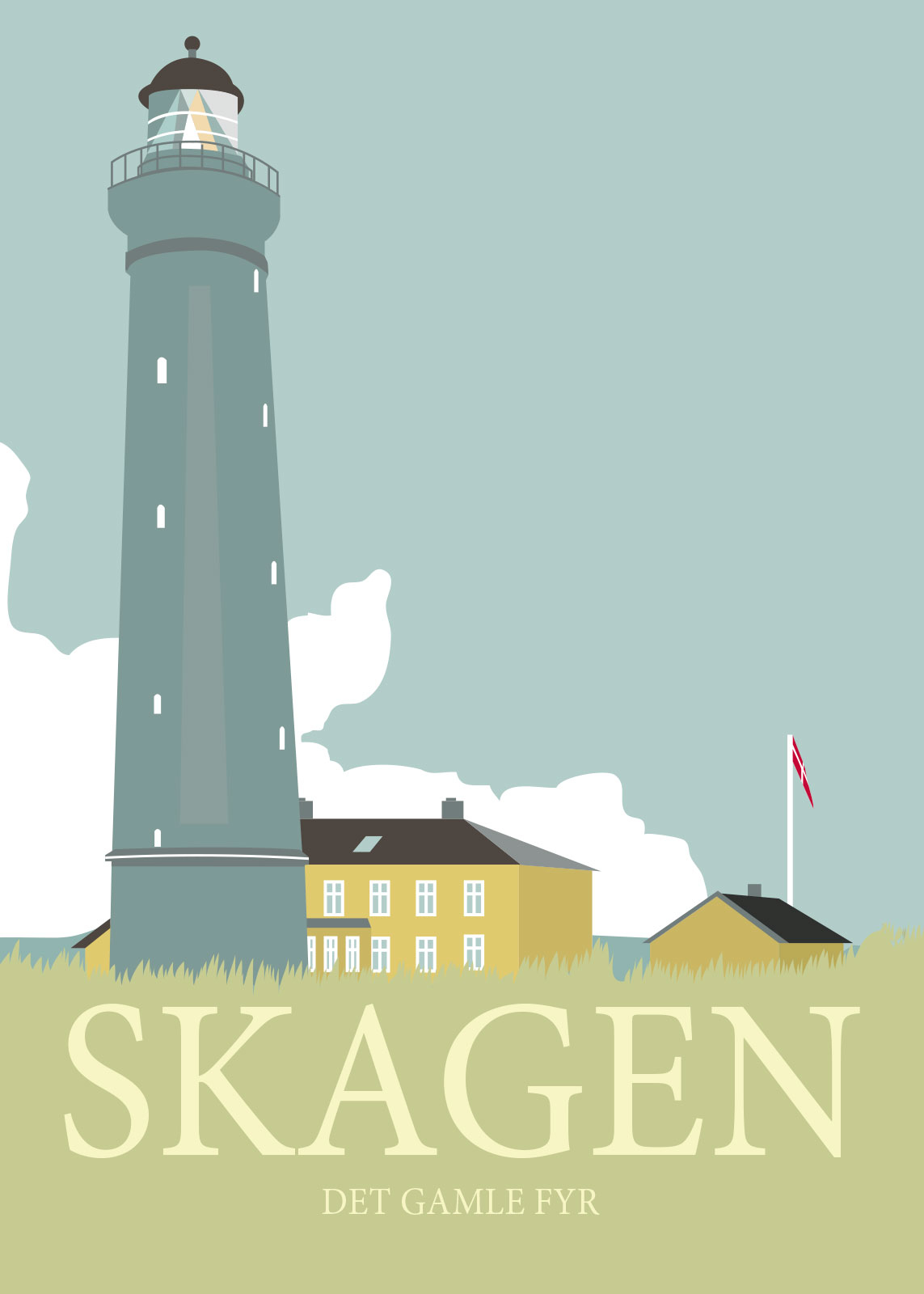Image of   Skagen af Rikke Axelsen