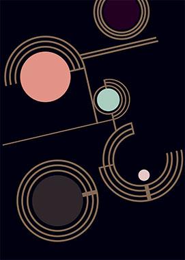Image of   Circles af Heidi Jacobsen
