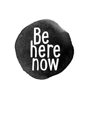 Image of   Be Here Now af Ten Valleys