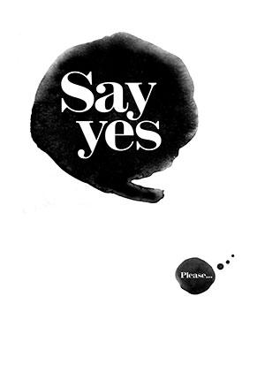 Say yes af Ten Valleys
