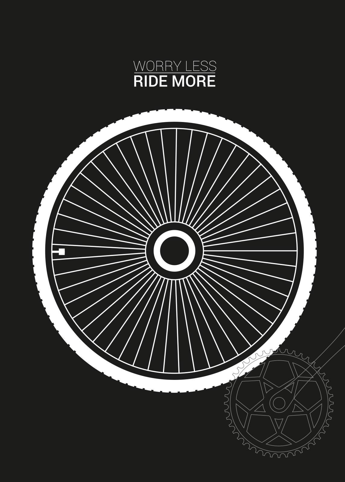 Image of   Ride More af Rikke Axelsen