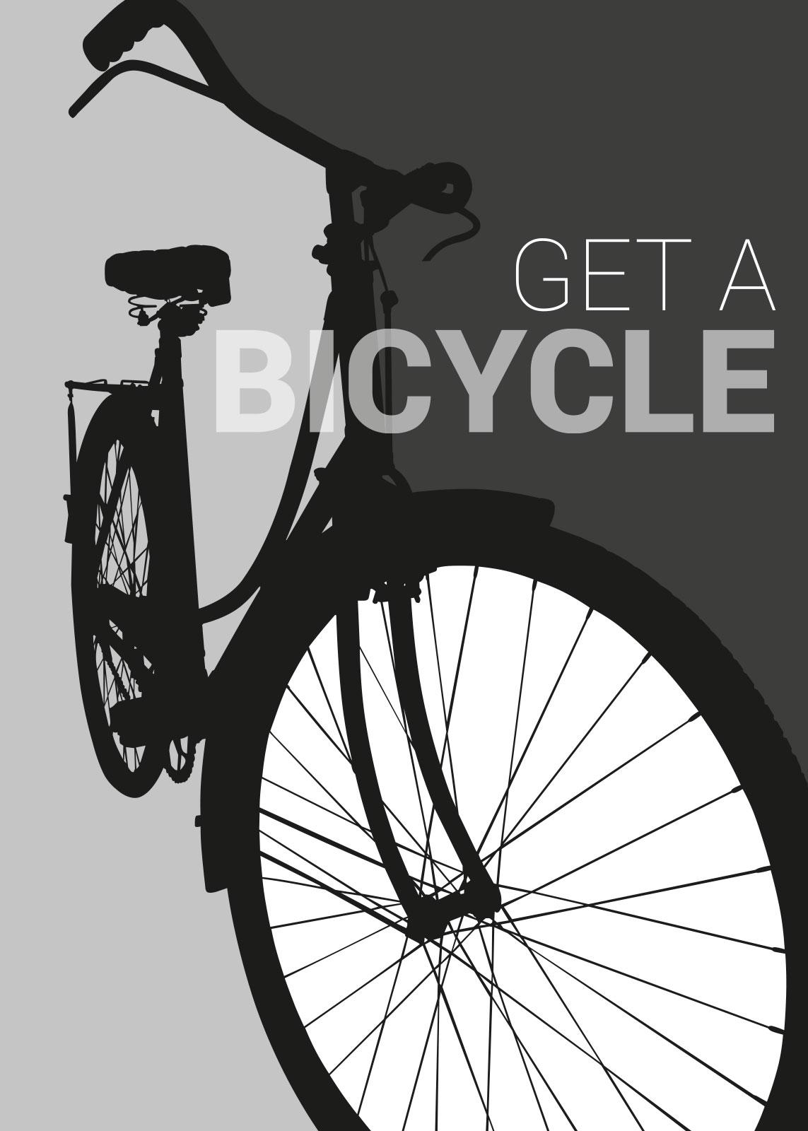 Image of   Get a Bicycle af Rikke Axelsen