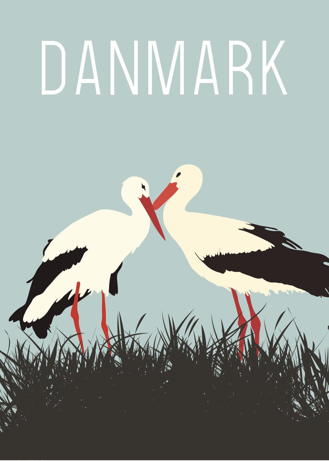 Image of   Storker af Rikke Axelsen