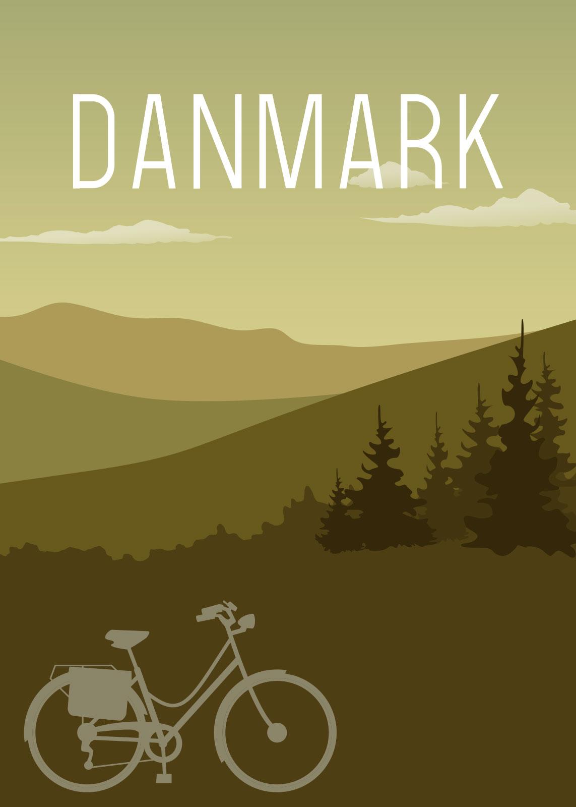 Image of   Cykel af Rikke Axelsen