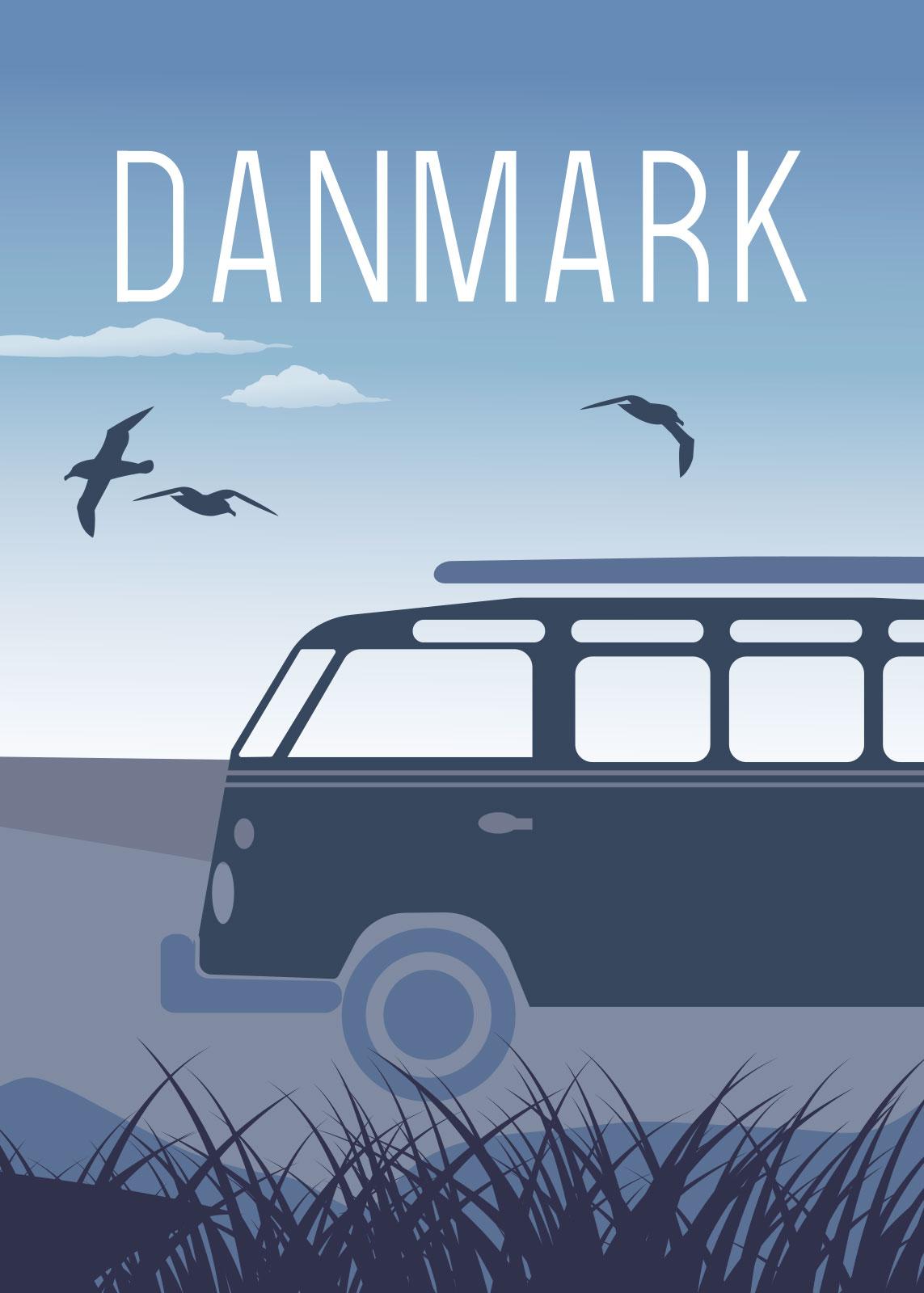Image of   Bus af Rikke Axelsen