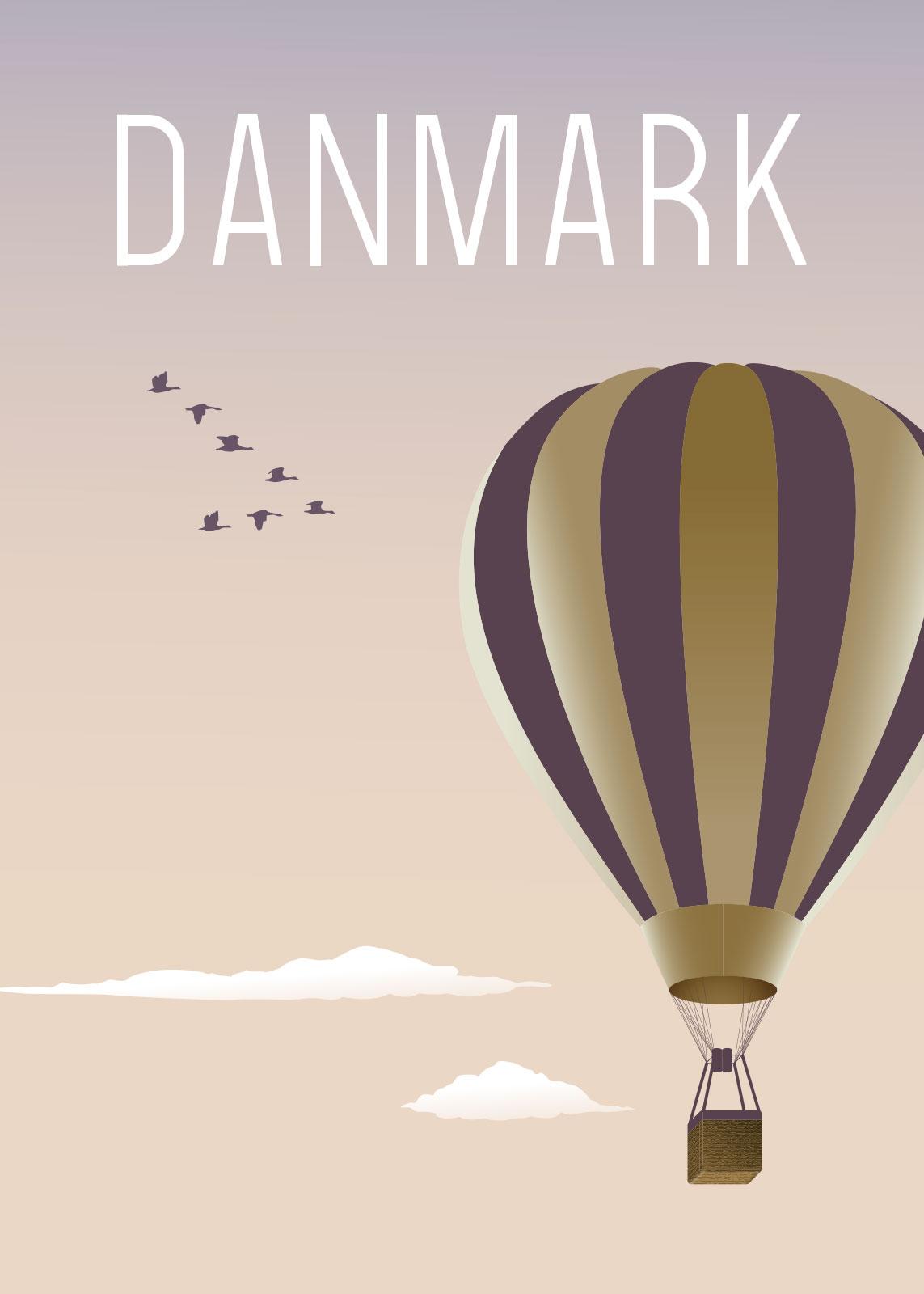 Image of   Lilla Luftballon af Rikke Axelsen