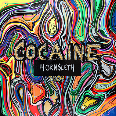 Image of   Cocaine af Hornsleth