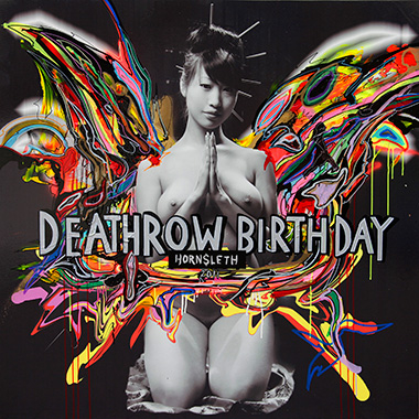 Image of   Deathrow Birthday af Hornsleth