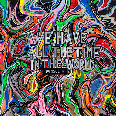 Image of   We Have All The Time In The World af Hornsleth