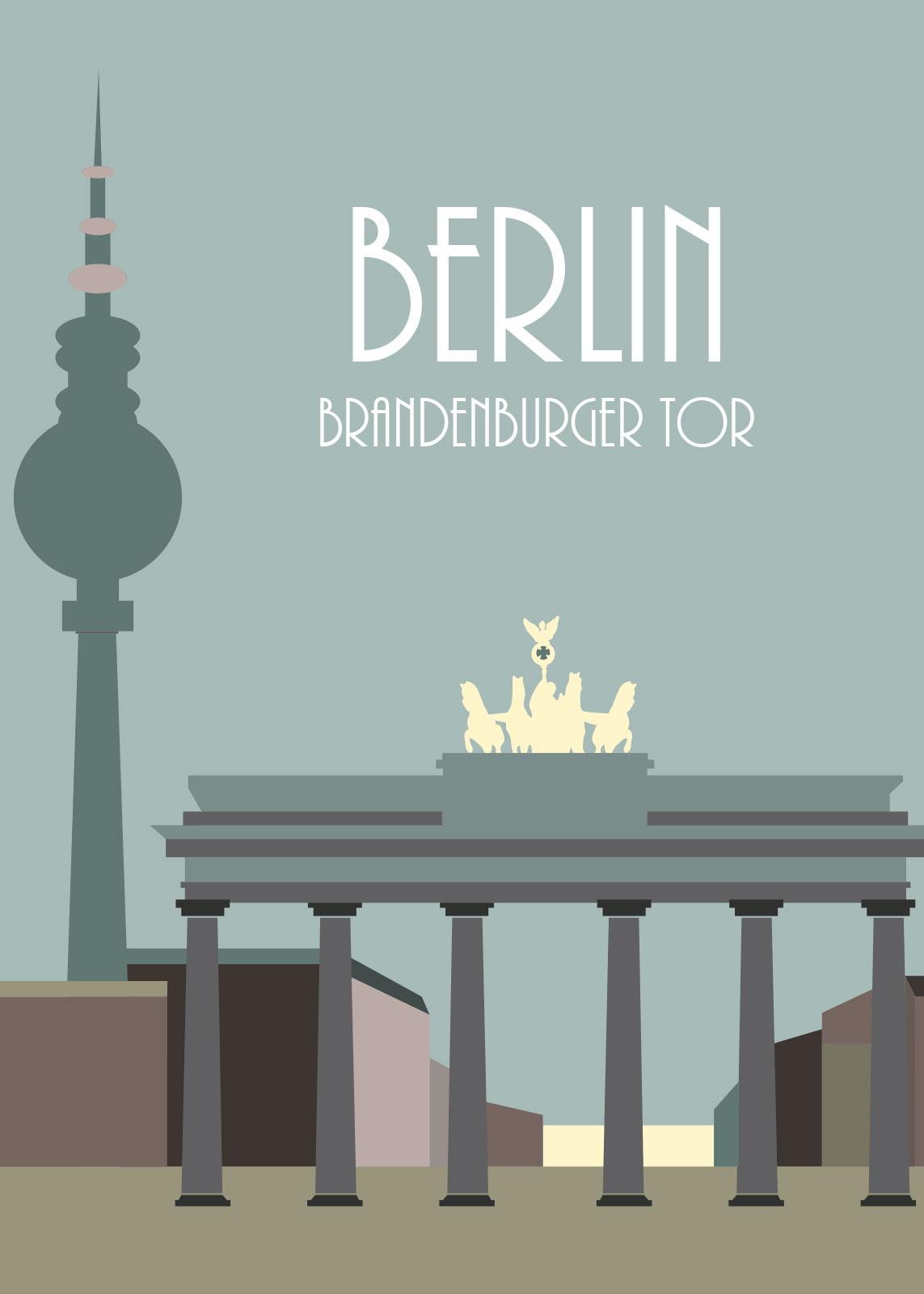 Image of   Berlin af Rikke Axelsen
