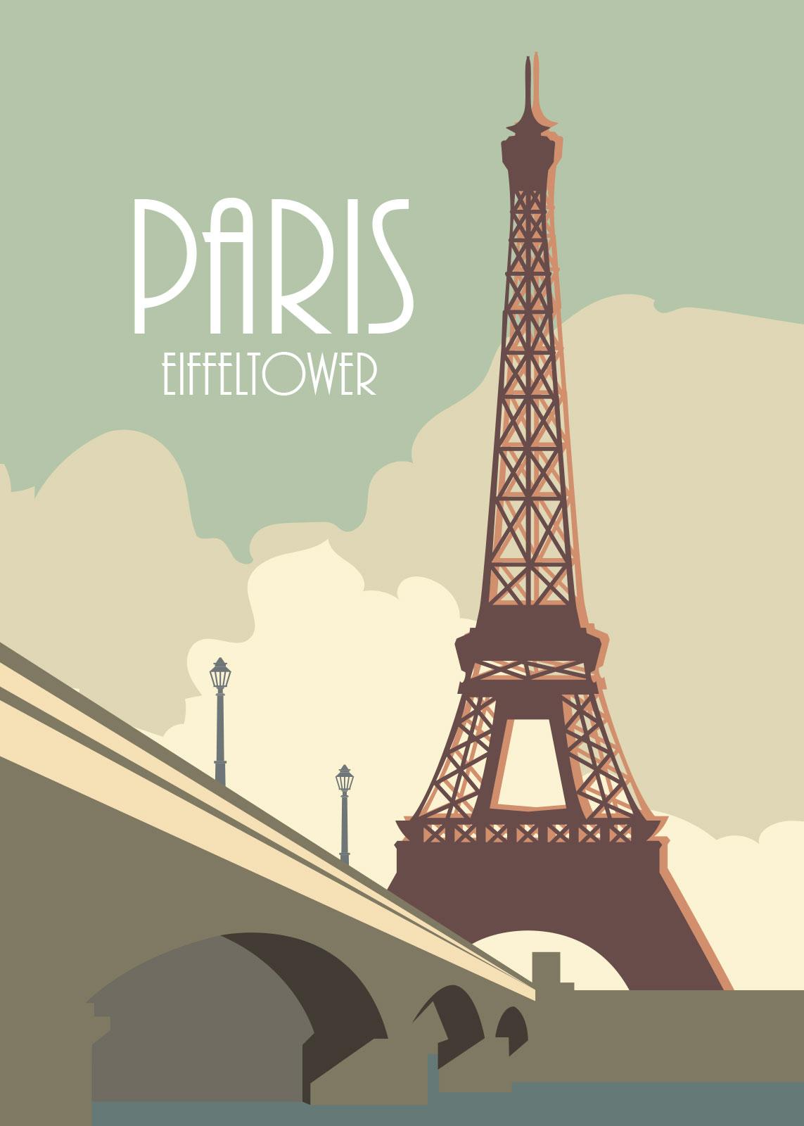 Image of   Paris af Rikke Axelsen
