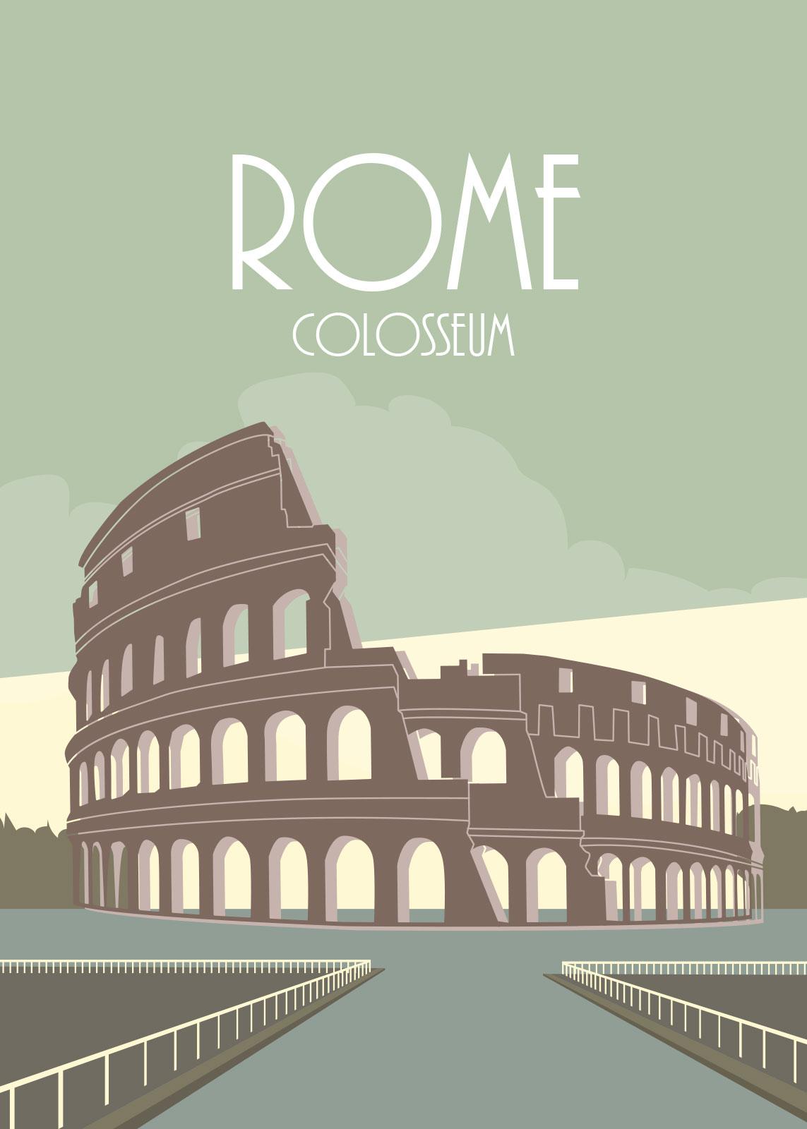 Image of   Rome af Rikke Axelsen