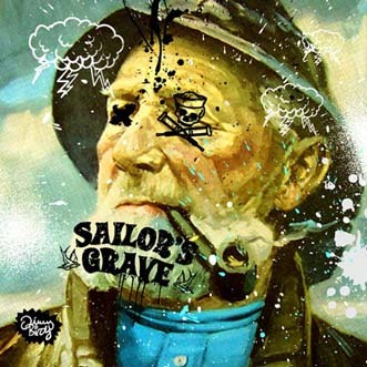 Image of   Art of Sailors grave af Jimmy Birdy