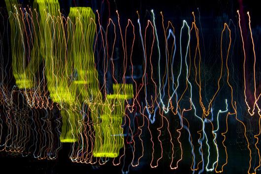 Billede af Berlin lights af Kirsten Stigsgaard