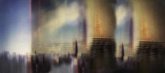 Billede af City II af Gustavo Orensztajn