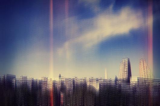 Billede af Cityline I af Gustavo Orensztajn