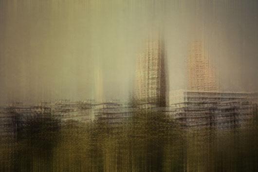 Billede af Cityline II af Gustavo Orensztajn