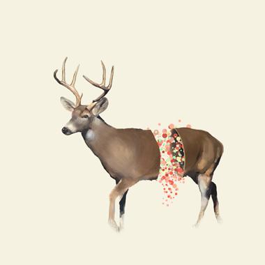 Billede af Deer af Mads Hindhede