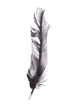 Image of   Feather af MyRo Graphics