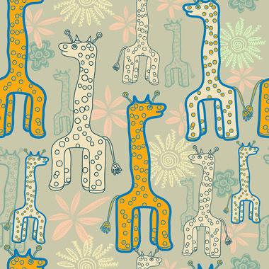Image of   Giraffes af Illux Kids