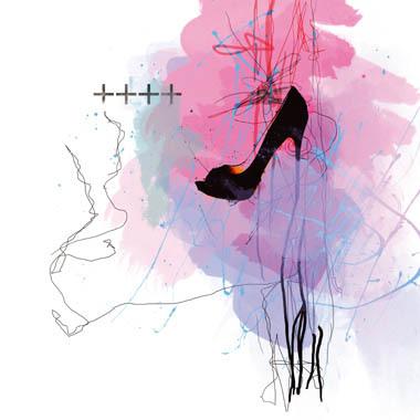 Image of I love shoes af Anja Bloch Hamre