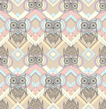 Image of   Owl light af Illux Kids