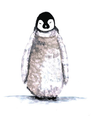 Billede af Pingu af MyRo Graphics