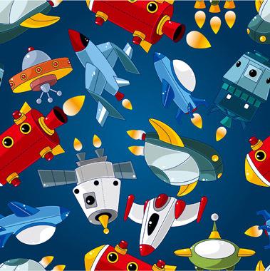 Image of   Spaceship af Illux Kids