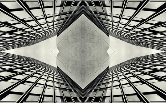 Billede af Structure II af Gustavo Orensztajn
