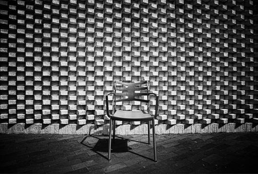 Billede af The Chair af Gustavo Orensztajn