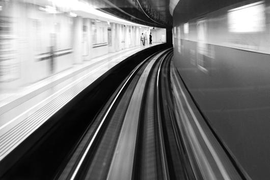 Image of   Tokyo Subway af Julie Aucoin