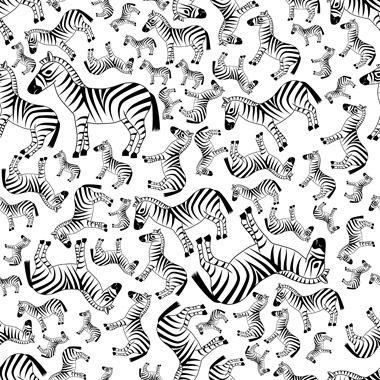 Image of   Zebras af Illux Kids