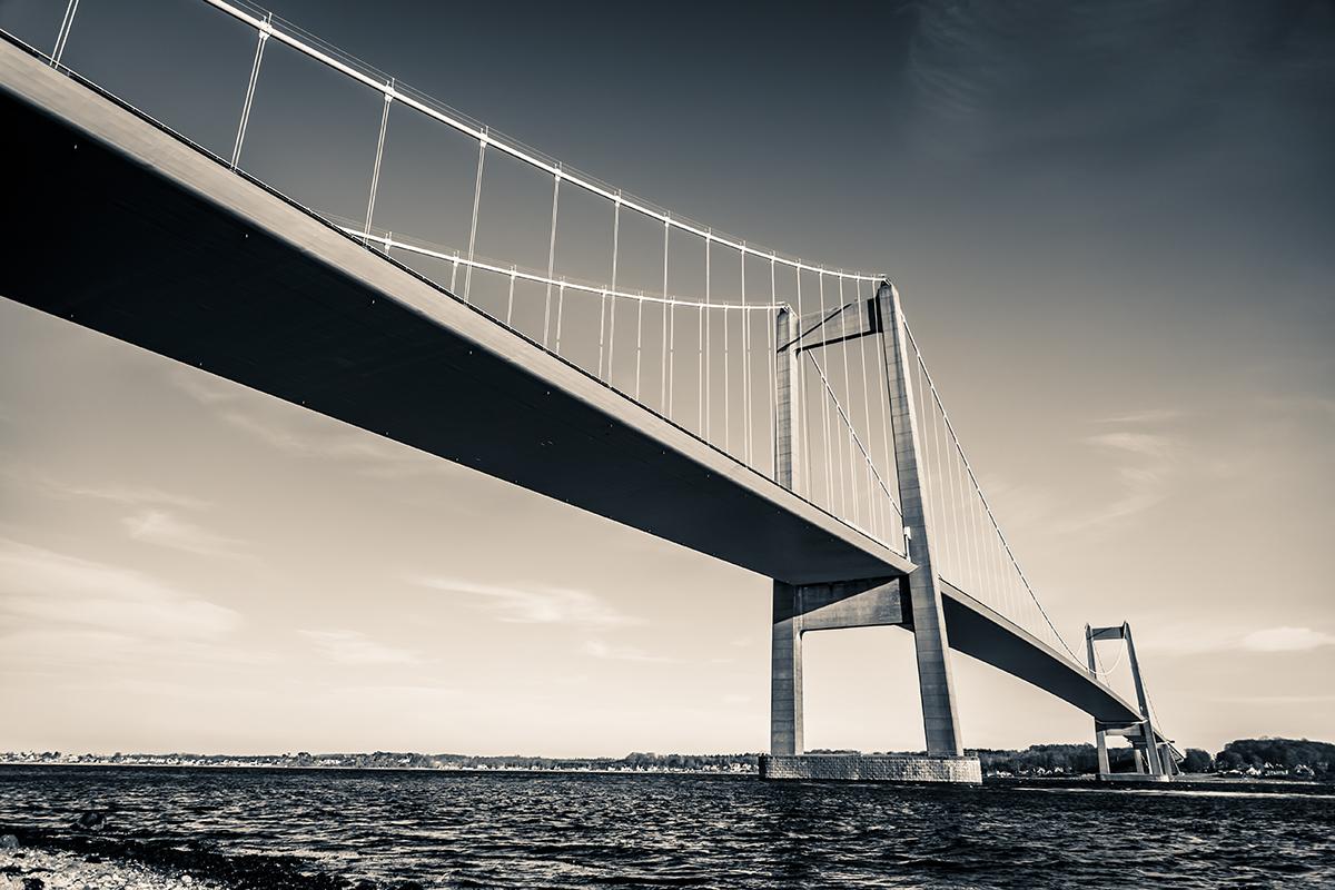 Image of Little Belt Bridge af Andreas Mørck