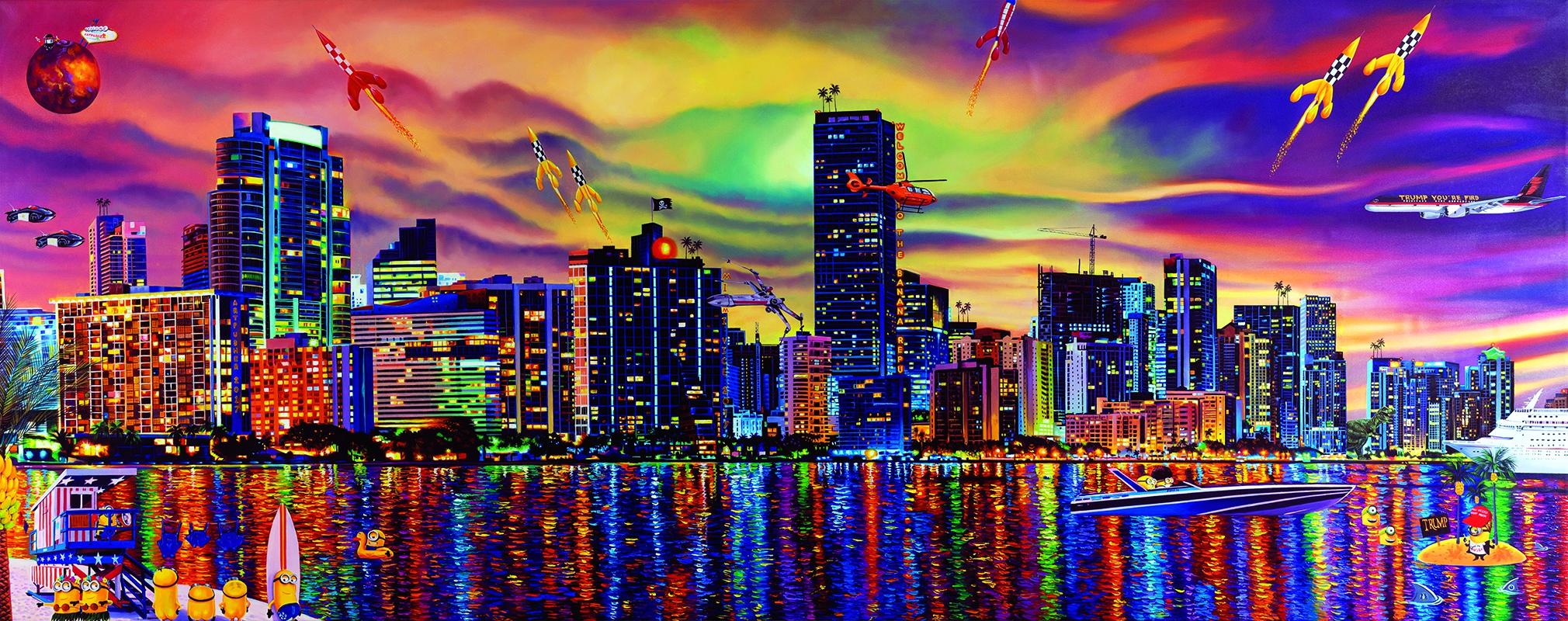 Billede af Miami Spice af Artpusher