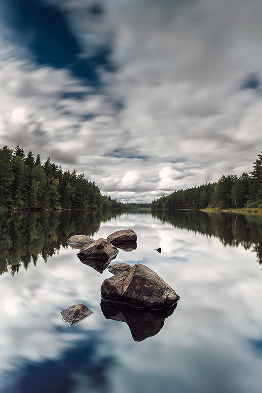 Image of   Mirroring Clouds af Mikkel Beiter