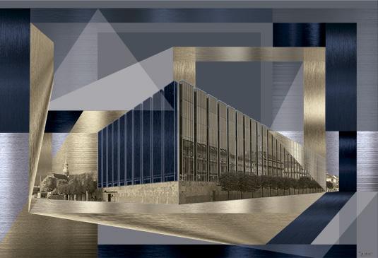 Image of   Nationalbanken af By Ereso