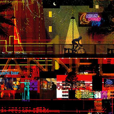 Image of   Night Moves af Greg Joy