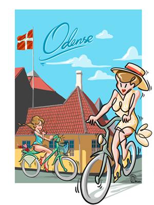 Image of   Odense af Timmi Mensah