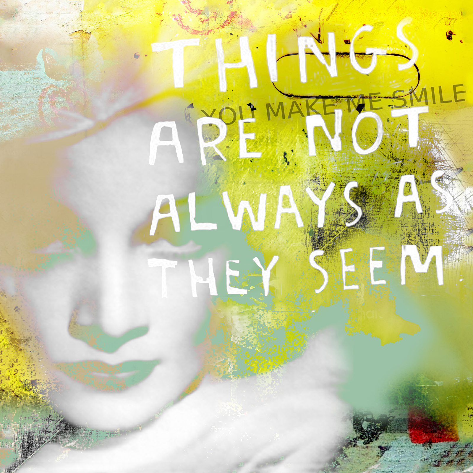Image of   Not Always As They Seem af Rikke Axelsen