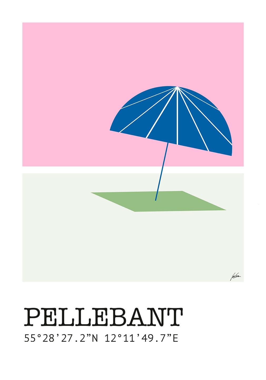 Billede af Pellebant 2.0 af Justesen Plakater