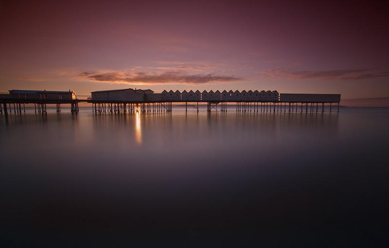 Billede af Sunset af Gustavo Orensztajn