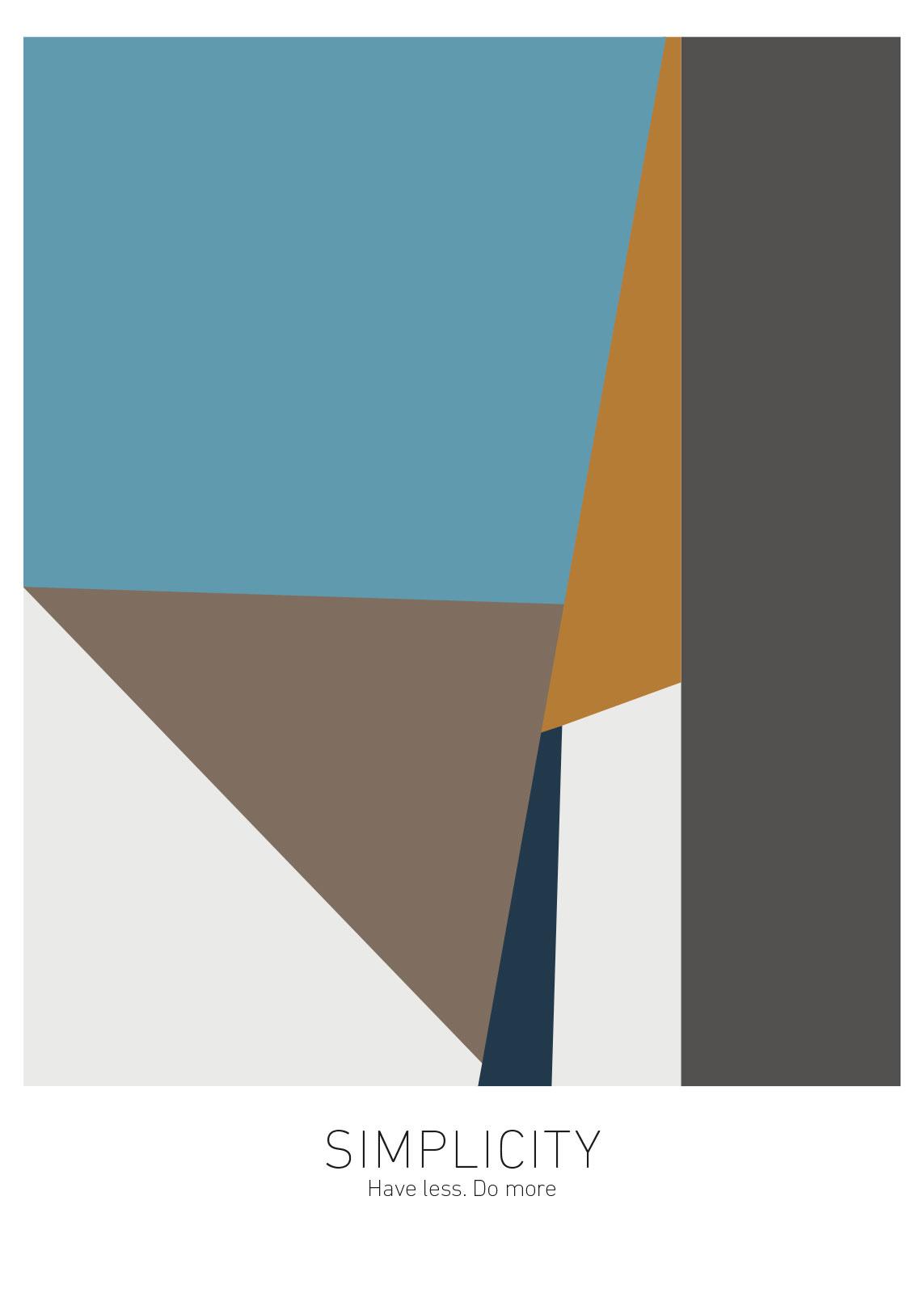 Image of   Simplicity af Rikke Axelsen